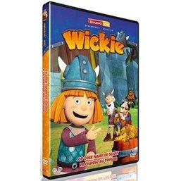 Wickie de Viking DVD - Op zoek naar de schat