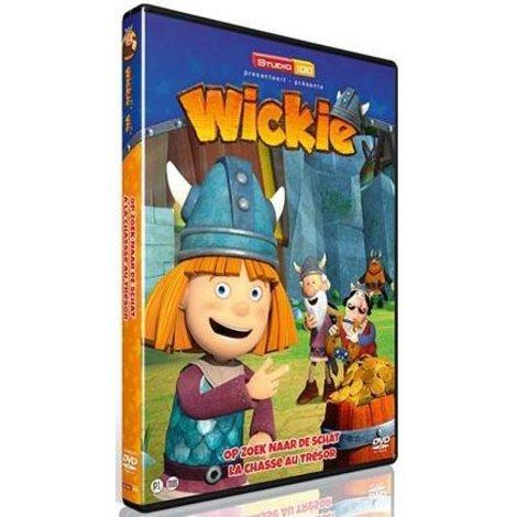 DVD Vic le Viking - La chasse au trésor
