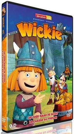 Wickie DVD - Op zoek naar de schat