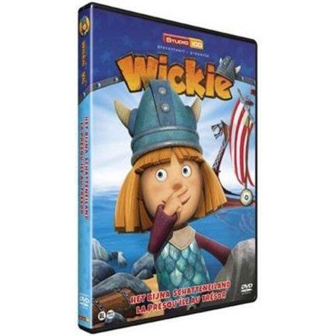 Wickie DVD - Het bijna schatteneiland