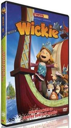 Wickie DVD - Tegen de wind in