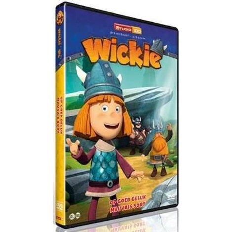 Wickie de Viking DVD- op goed geluk