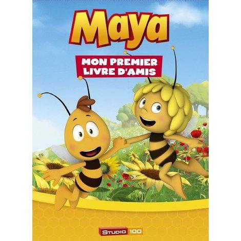 Livre d'amis Maya