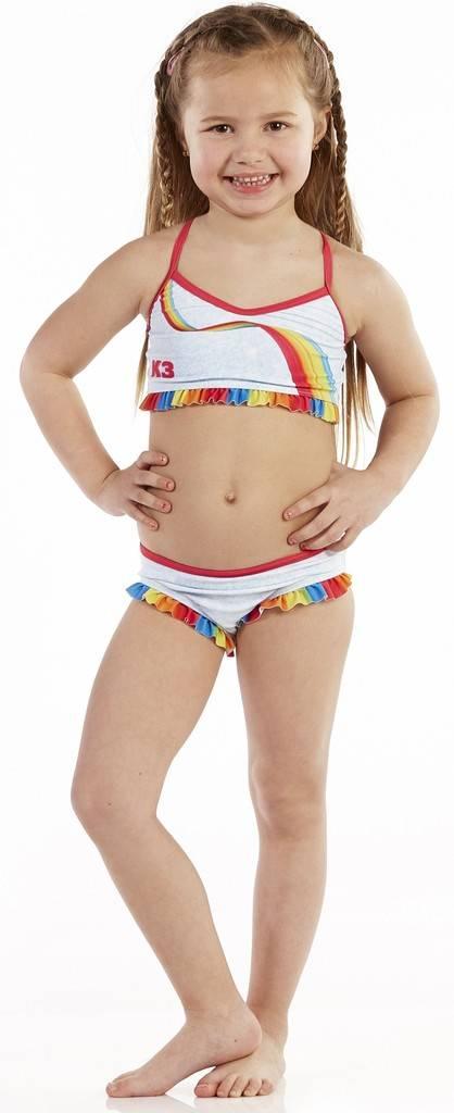 Bikini K3 regenboog