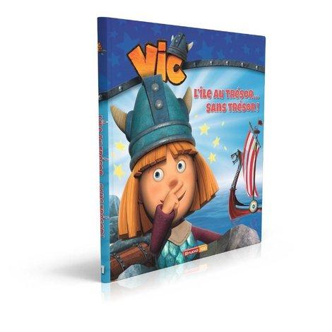 Vic le Viking Livre - L'île au trésor sans trésor