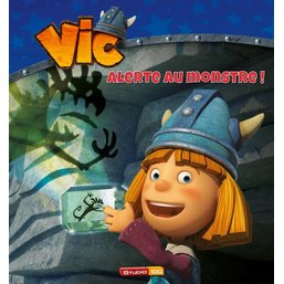Vic le Viking Livre Alerte au monstre