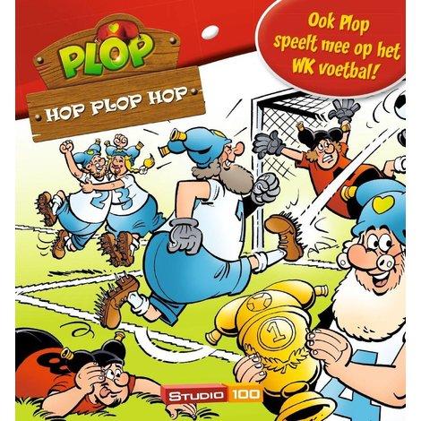 Kabouter Plop Boek - Hop Plop Hop