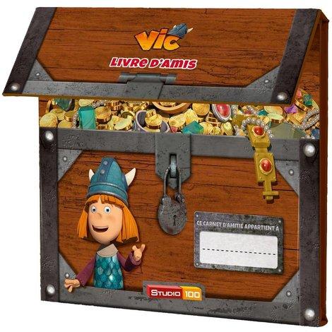 Livre d'amis Vic le Viking