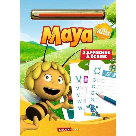 Boek Maya: Spelenderwijs schrijven