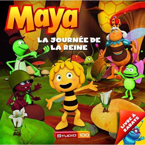 Maya Livre - La journée de la Reine