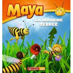 Maya Livre La mouche zebrée