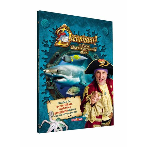 Het Grote Wonderwaterwereld Dierenboek (piet Piraat Voorleesboek (0))