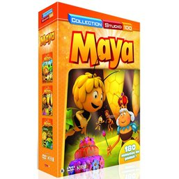Coffret DVD Maya FR volume 1