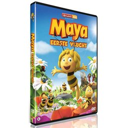Maya de Bij DVD Eerste vlucht