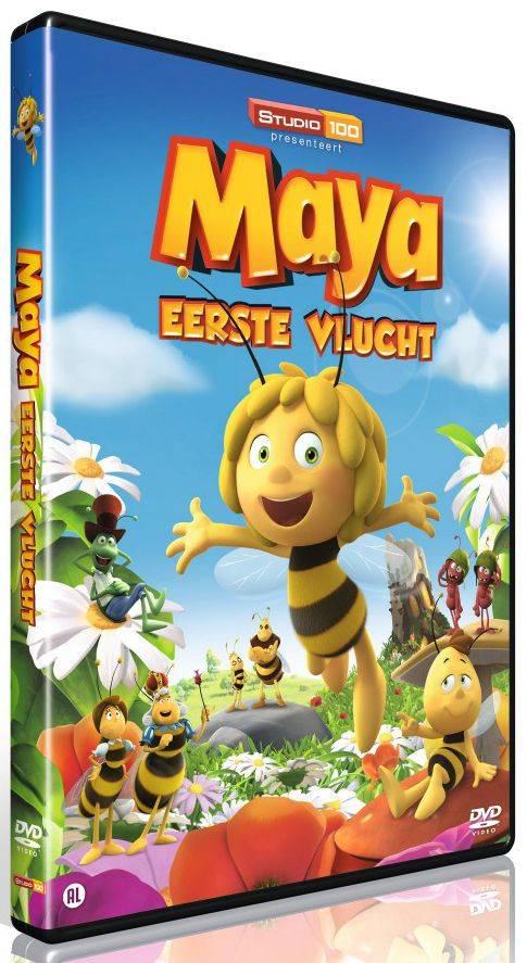Maya de Bij DVD - Eerste vlucht