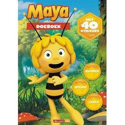 Maya de Bij Doeboek A4 boom
