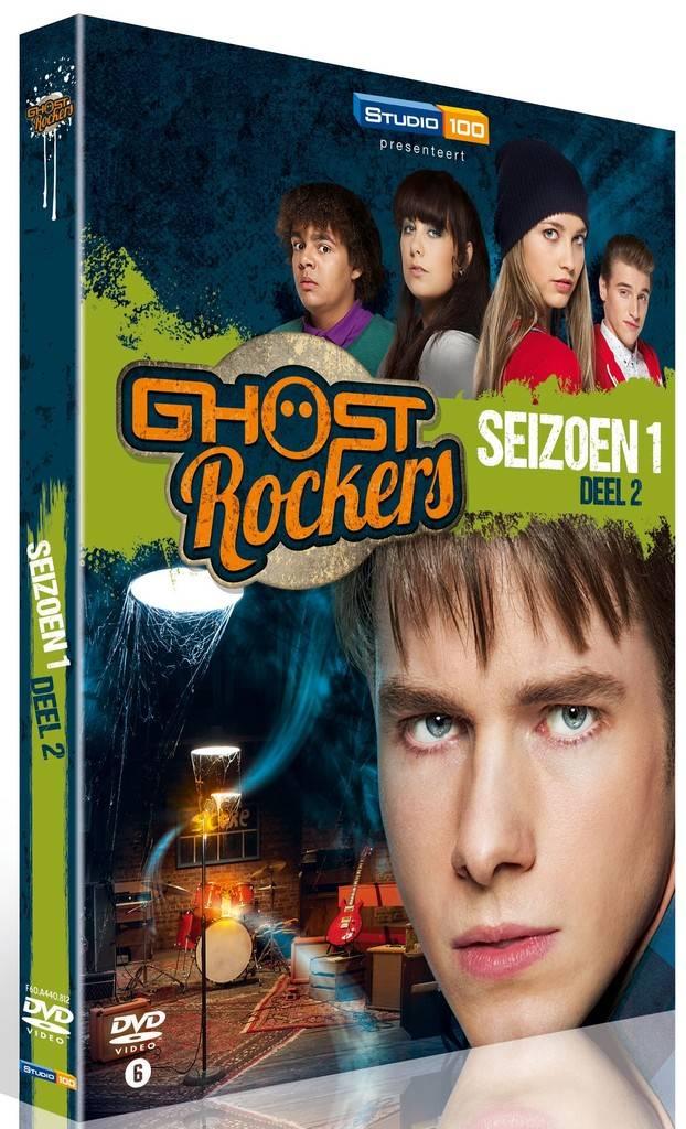 Ghost Rockers DVD seizoen 1 volume 2