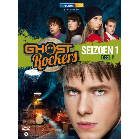Dvd Ghost Rockers: seizoen 1 vol. 2