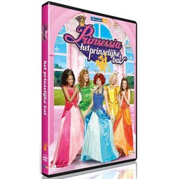 Prinsessia DVD Het prinselijke bal