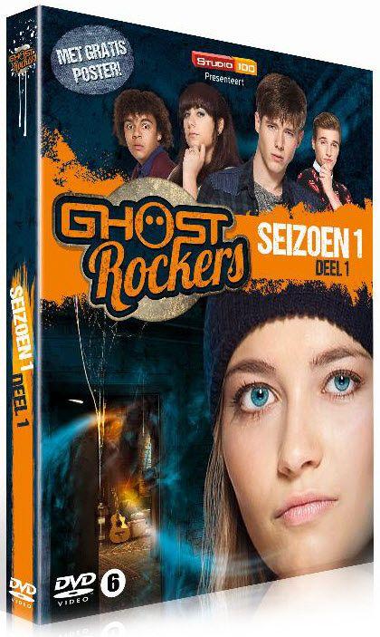 Dvd Ghost Rockers: vol. 1