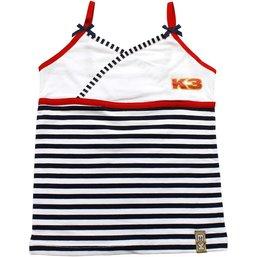 K3 Hemd streep -
