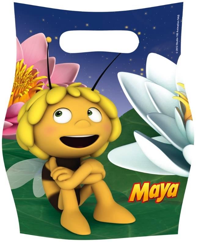 Maya de Bij feestzakjes