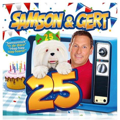 Lp Samson & Gert: 25 jaar