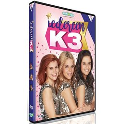K3 DVD Iedereen K3 volume 1