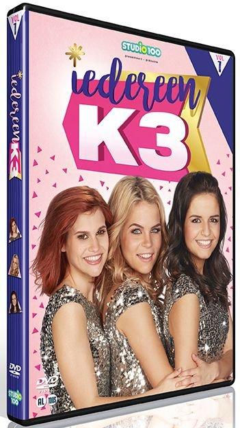 Dvd K3: iedereen K3 vol. 1
