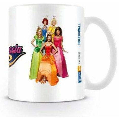 Mok Prinsessia: groep