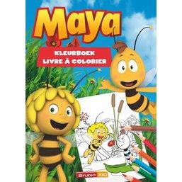 Album de coloriage Maya