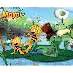 Maya de Bij poster