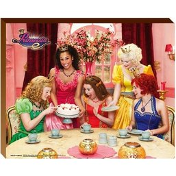 Prinsessia Posterboard 40x50 taart