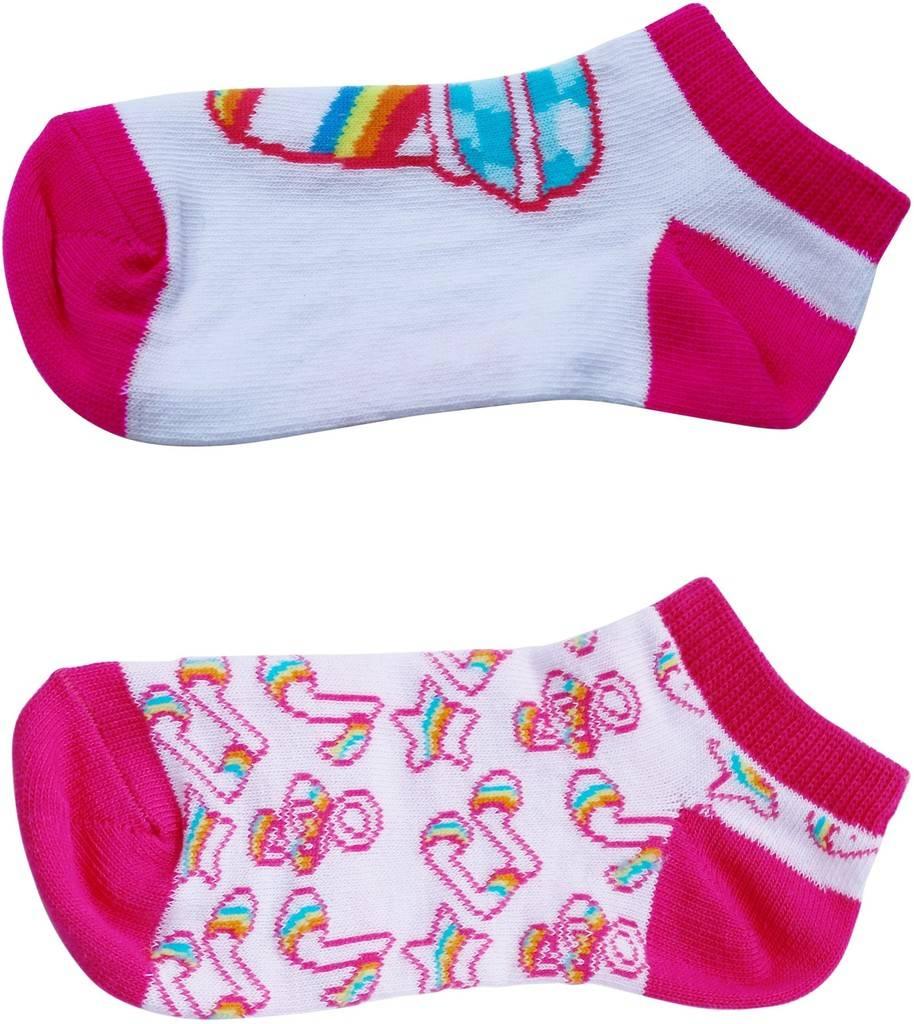 Sokken K3: 2-pack roze