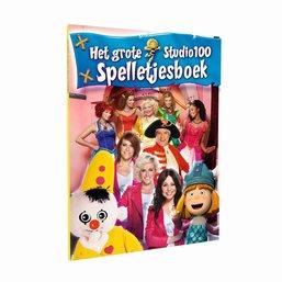 Studio 100 Spelletjesboek