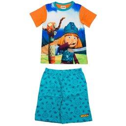 Pyjama d'été Vic le Viking. Taille 110/116