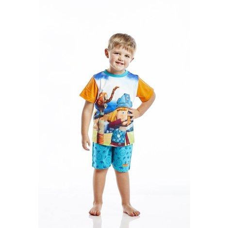 Pyjama d'été Vic le Viking. Taille 98/104