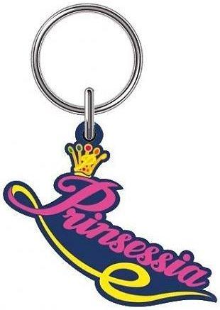 Sleutelhanger Prinsessia: logo