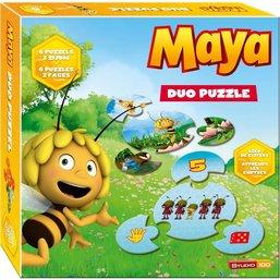 Maya Puzzle 2 en 1