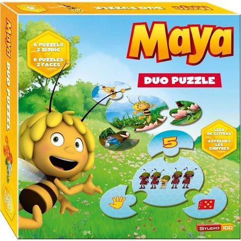 Puzzle Maya 2 en 1