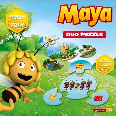 Maya de Bij Puzzel 2 in 1