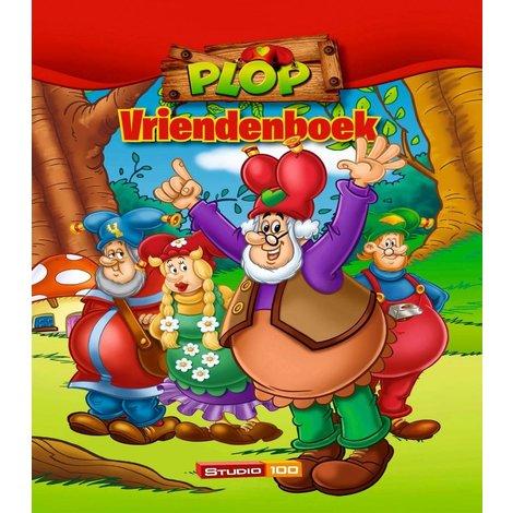 Kabouter Plop Vriendenboek - Juich