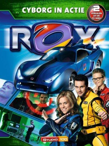 Rox Fotoboek - Cyborg in actie