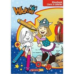 Wickie Kleurboek