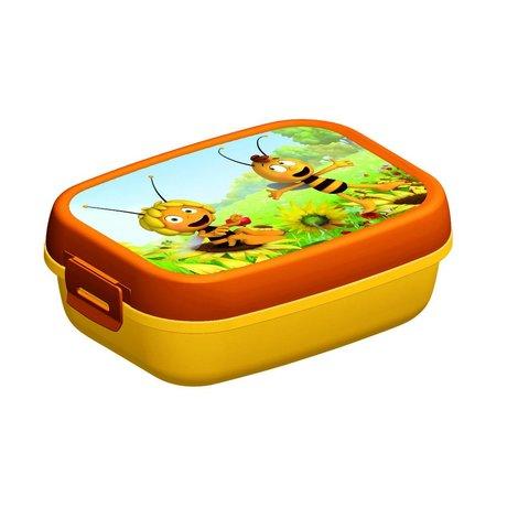 Maya de Bij Lunchbox geel - oranje