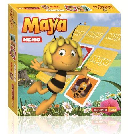 Maya de Bij Memospel