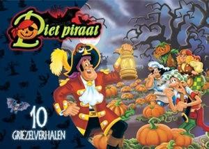 Boek Piet Piraat: 10 griezelverhalen