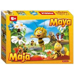 Maya de Bij Puzzel film