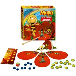 Maya Jeu - La danse des fleurs