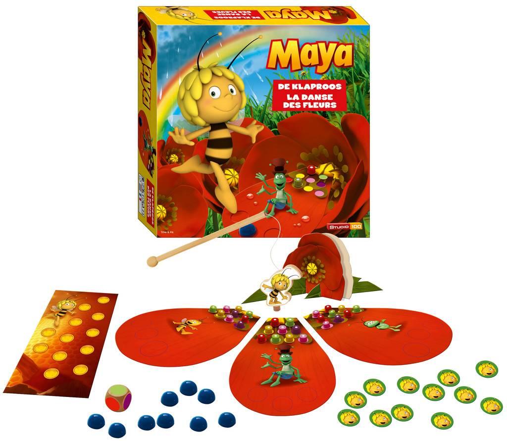 Jeu Maya - La danse des fleurs
